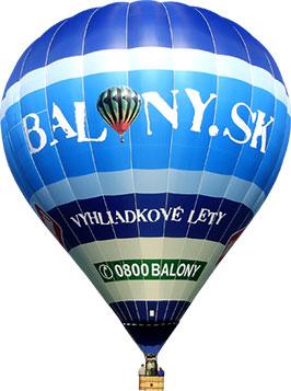 Balón BALONY.SK